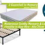 kit-materasso-guanciali-memory