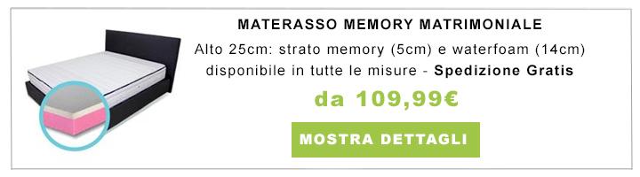 materasso-memory-matrimoniale