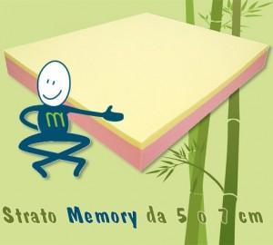 Materasso-bamboo