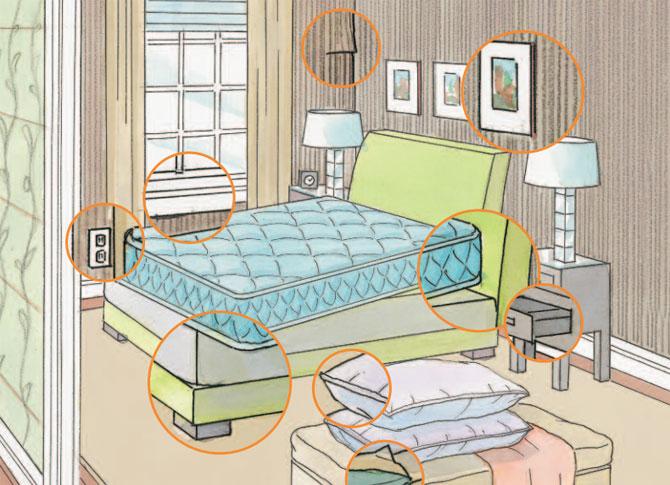 Cimici da letto come debellarle - Cimici da letto vestiti ...