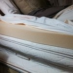rifiuti e materassi