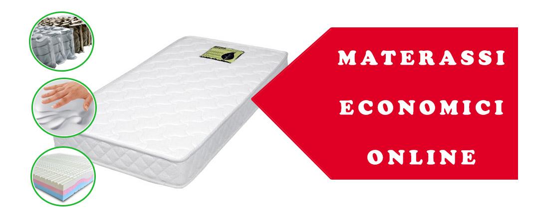 Materassi economici online - prezzi e offerte